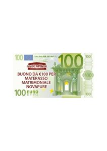 100euro materasso novapure