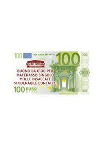 100euro materasso