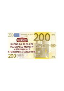 200euro materasso