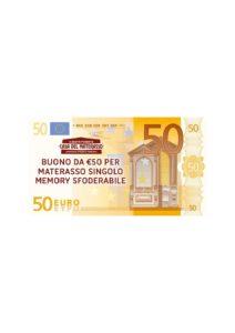 50euro materasso