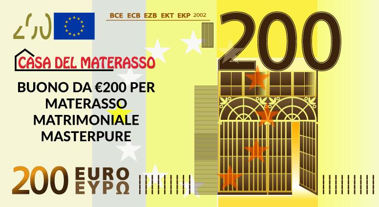 banconote-casa-del-materasso-200-MASTERPURE