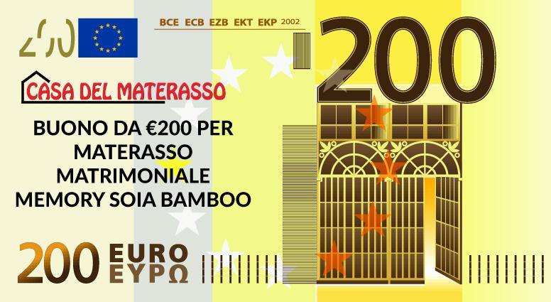 banconote-casa-del-materasso-200-MEMORY-SOIA-BAMBOO